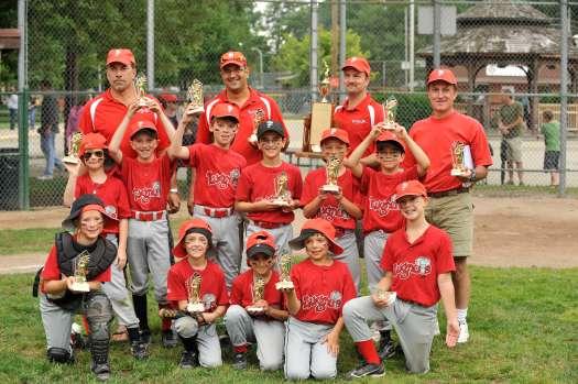 Lugnuts - 2011 AA Champions