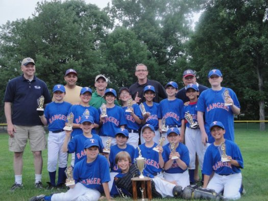 Rangers - 2011 AAA Champions