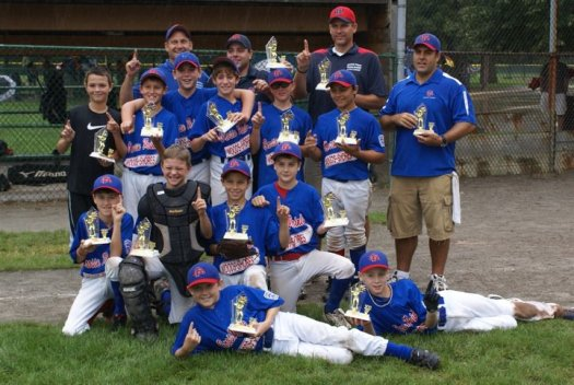 2011 - 10U End of Summer Classic Champions
