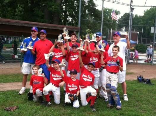 2011 - 9U End of Summer Classic Champions