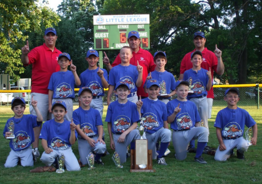 Rockhounds - 2012 AA Champions