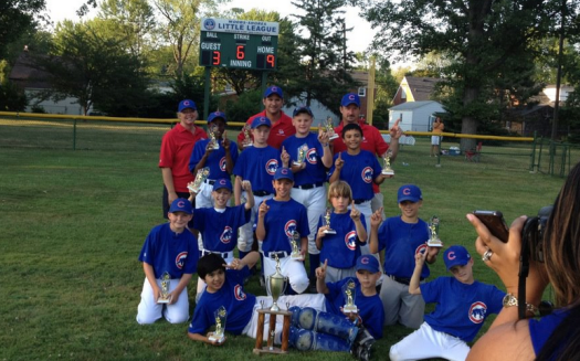 Cubs - 2012 AAA Champions
