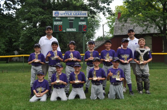 2013 AA Champions - Louisville Bats