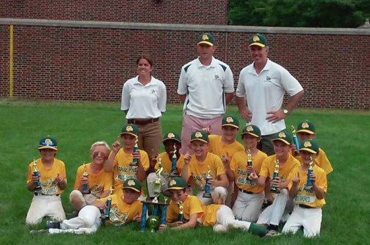 District 6 9U Champions