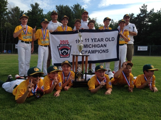 11U State Champions