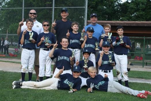 Mariners - 2014 AAA Champions