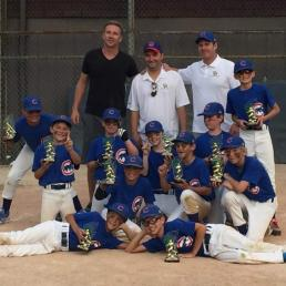 AAA Champion - Cubs