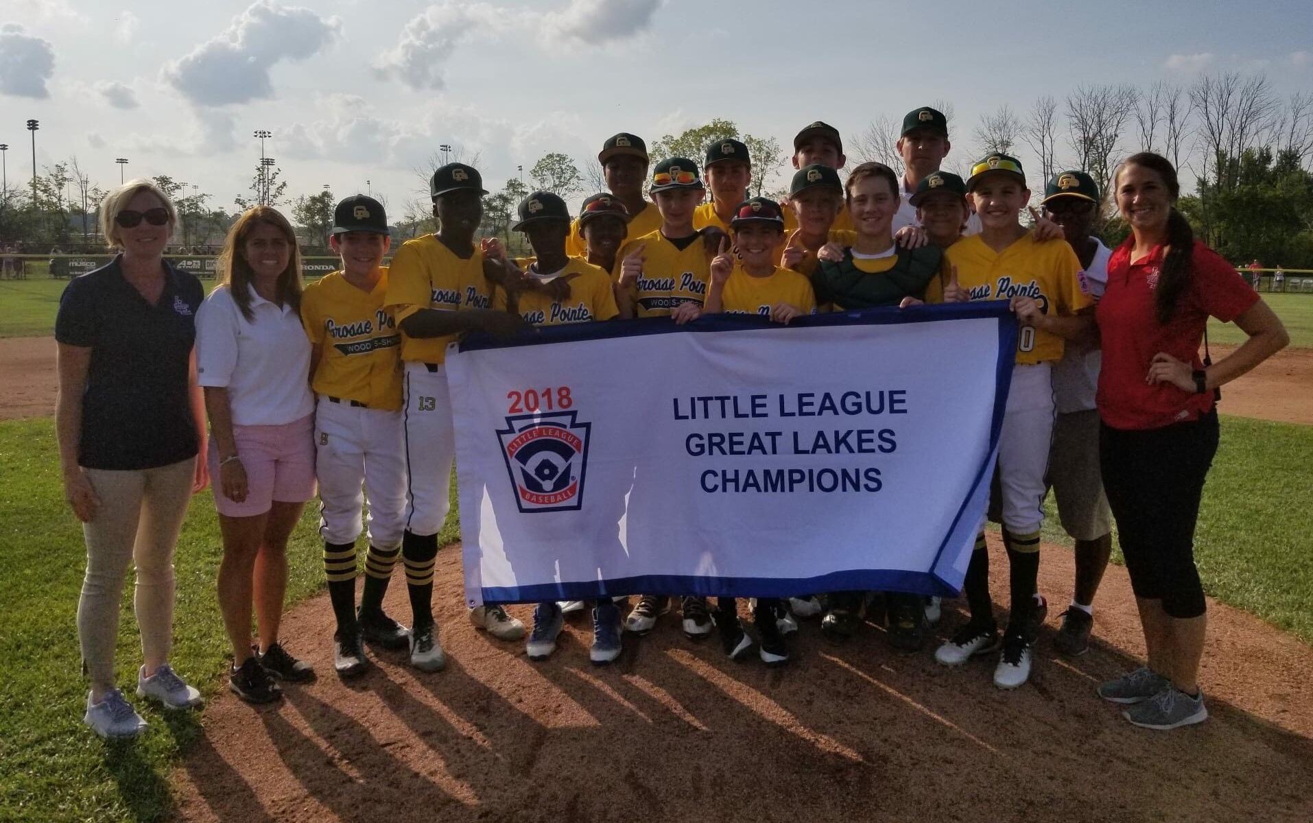 Updates for 2019 Season – Grosse Pointe Woods-Shores Little